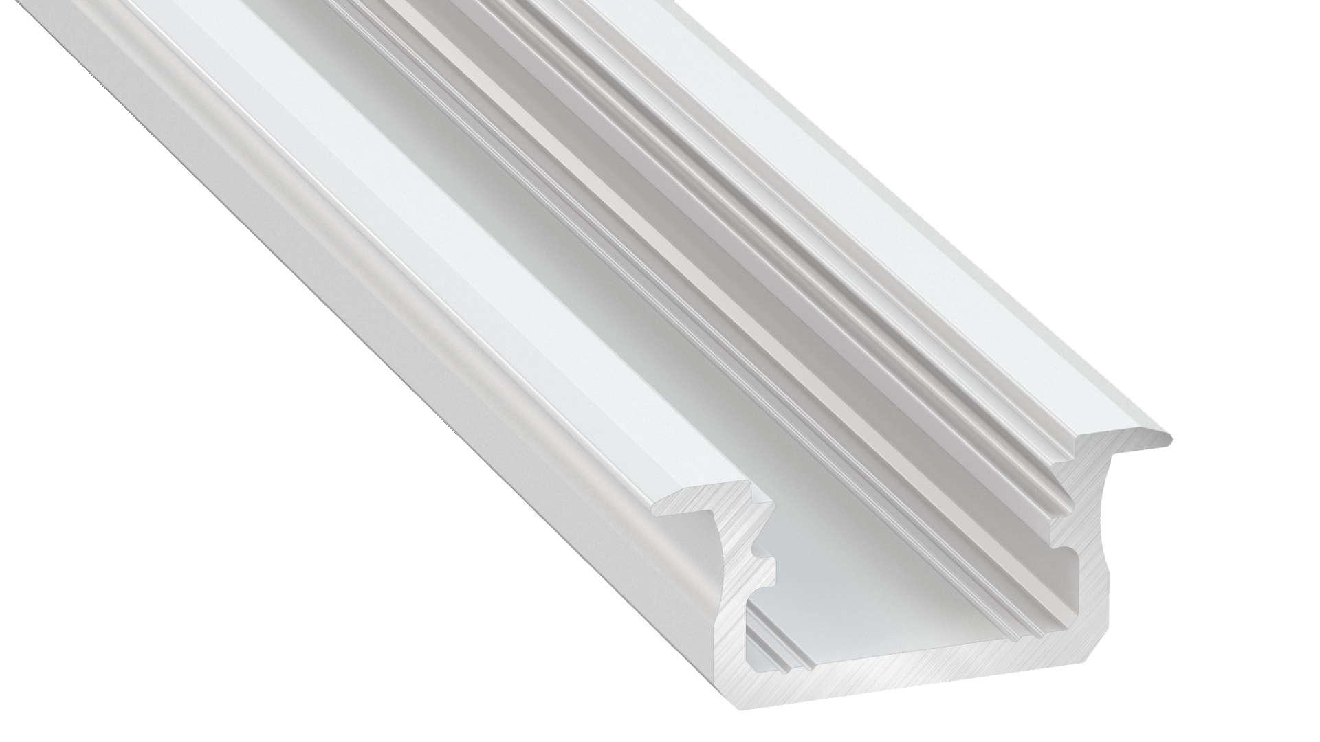 Profil LUMINES typ B biały lakier. 2,02 m