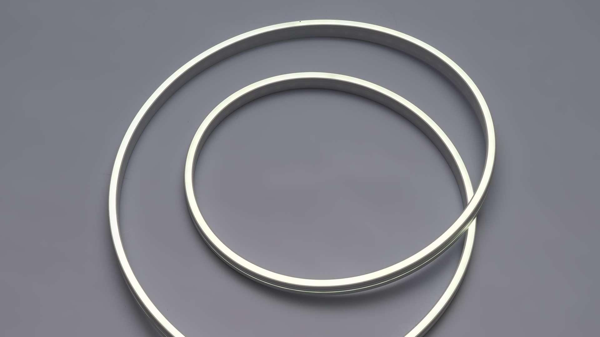 LED Neon Flex 3Y 4x10 140 LED/m 12W/m 24V NW