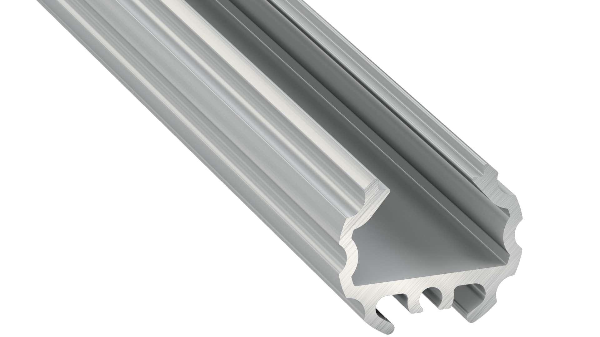 Profil LUMINES typ Mico srebrny anod. 2,02 m