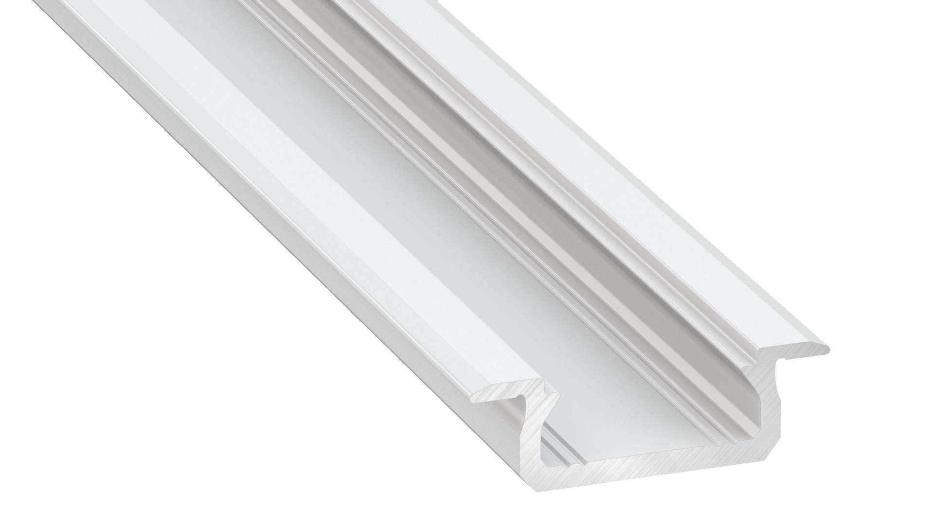 Profil LUMINES typ Z biały lakier. 2,02 m