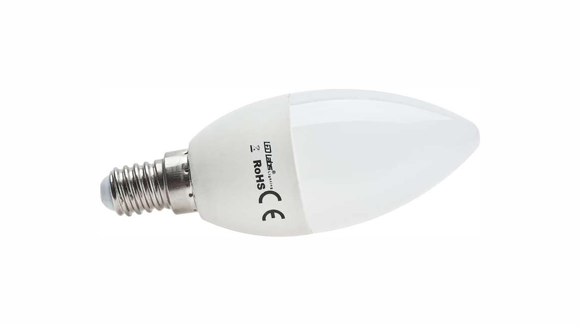 Źródło LED E14 7W C37 Neutralna