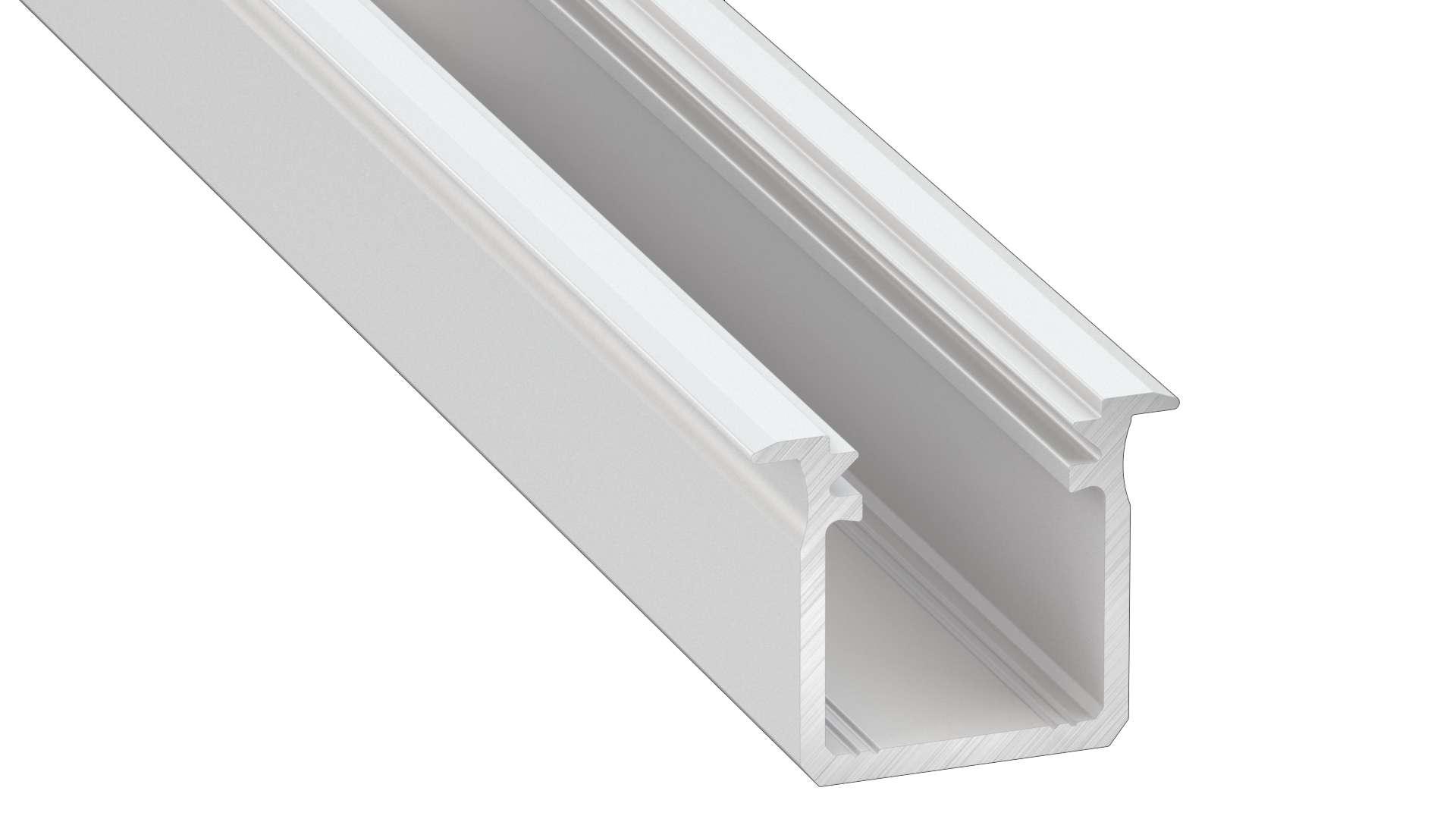 Profil LUMINES typ G biały lakier. 1 m