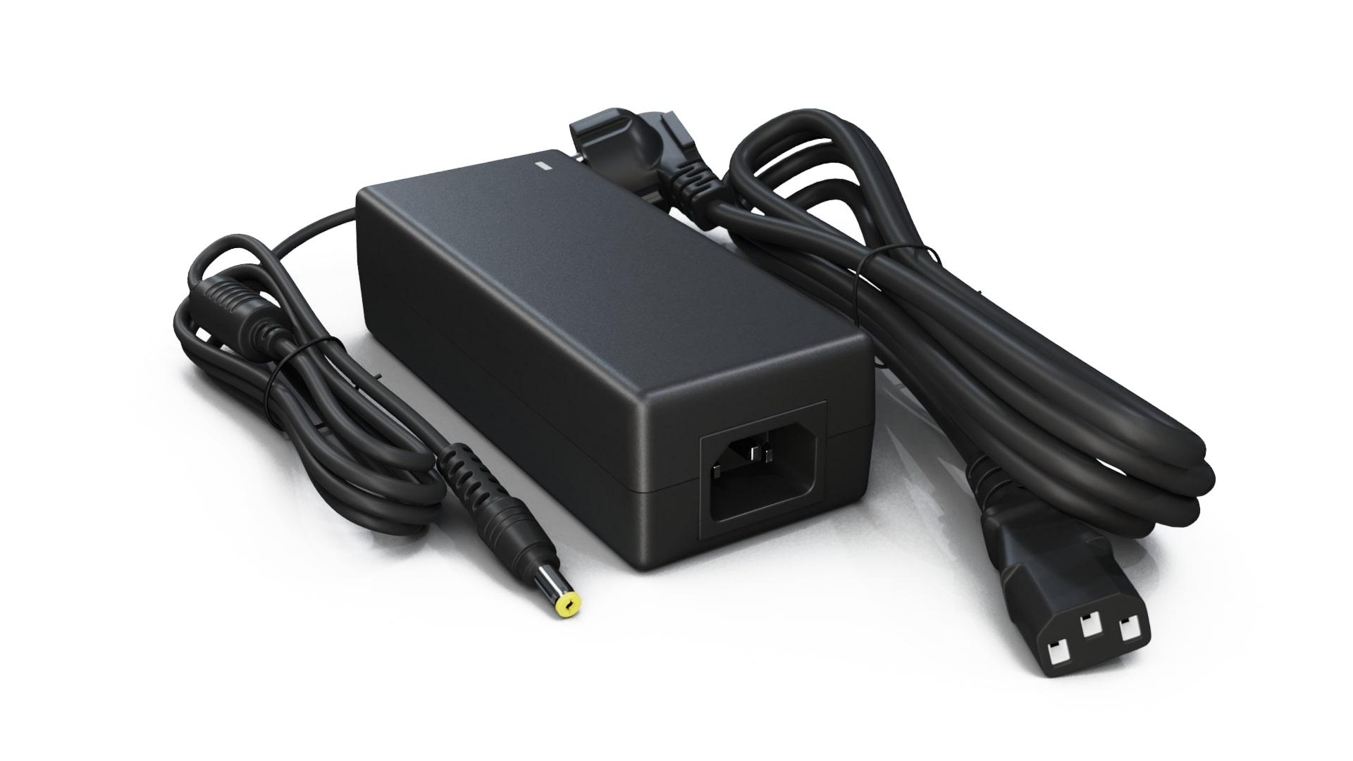 Zasilacz Desktop 12V 96W 2.1x5.5 IP20