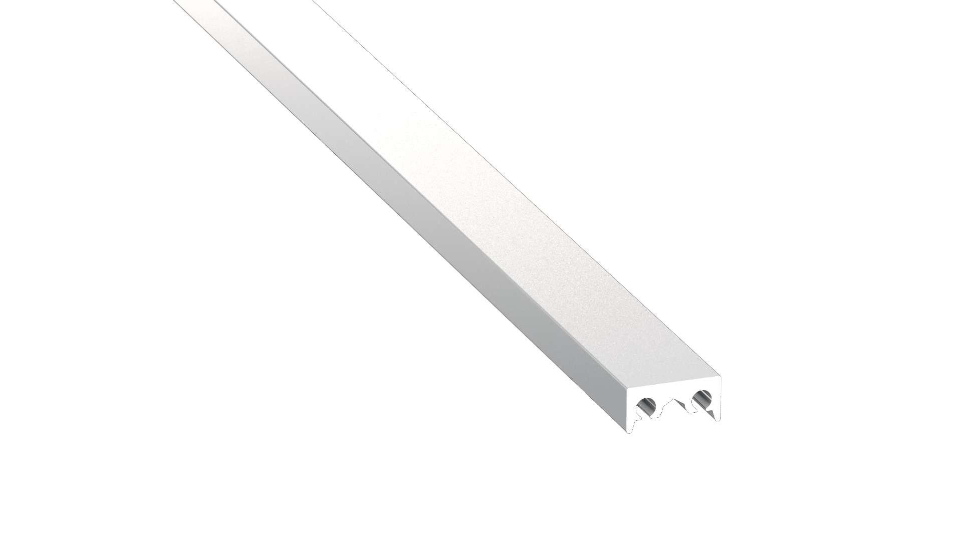 Profil LUMINES typ Cosmo M1 srebrny anod. 2,02 m