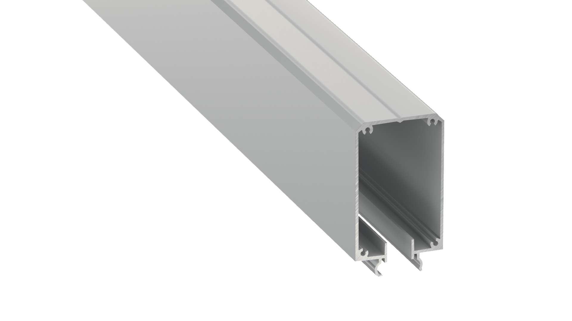 Profil LUMINES typ Talia M2 srebrny anod. 2,02 m