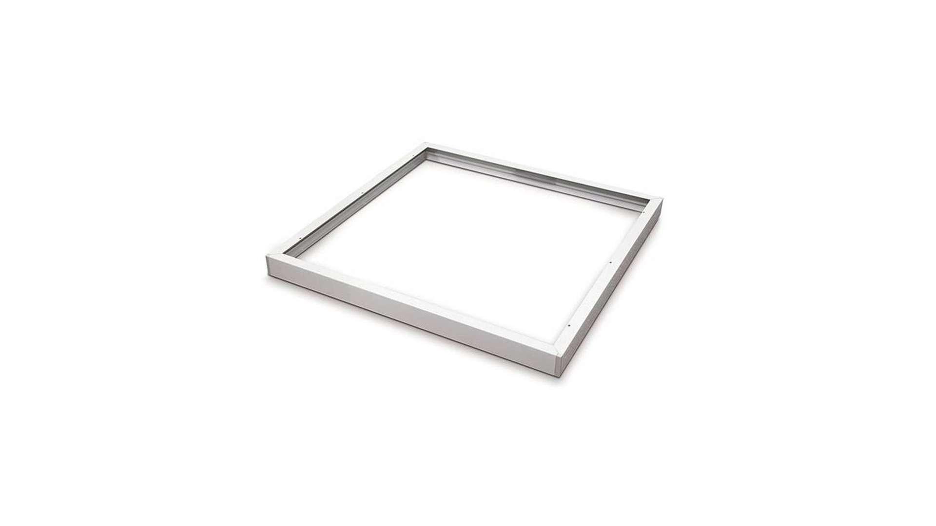 Obudowa natynkowa - panel sufitowy 60x60cm - biała