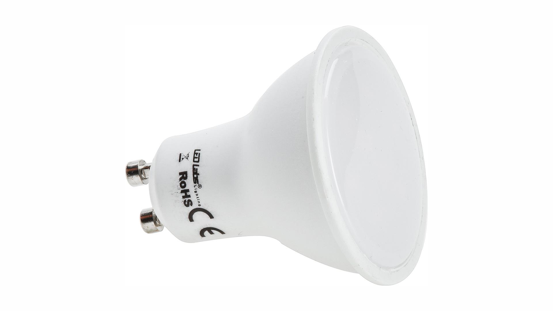Źródło LED GU10 7W Neutralna