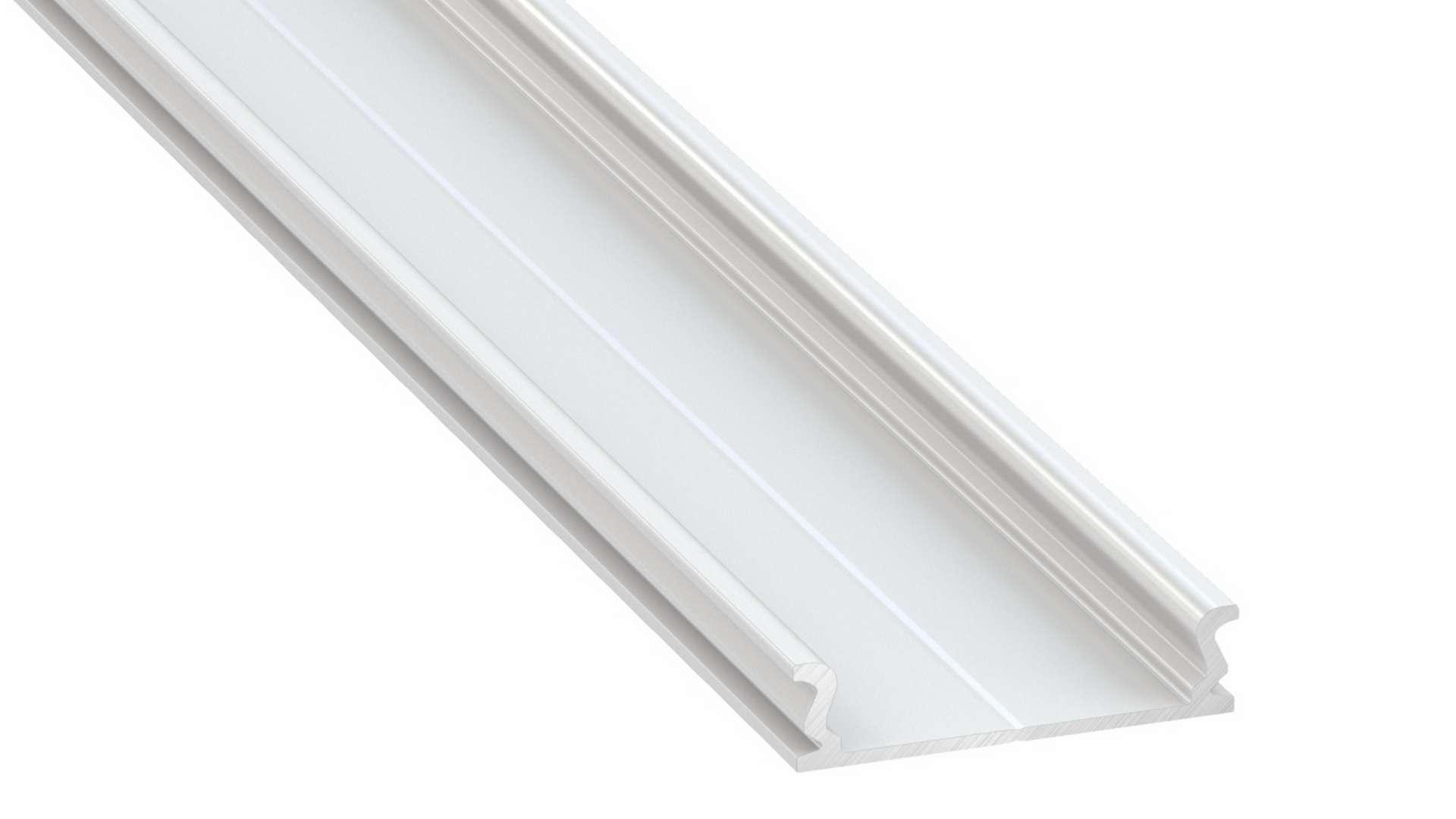 Profil LUMINES typ MODI biały lakier. 2,02 m