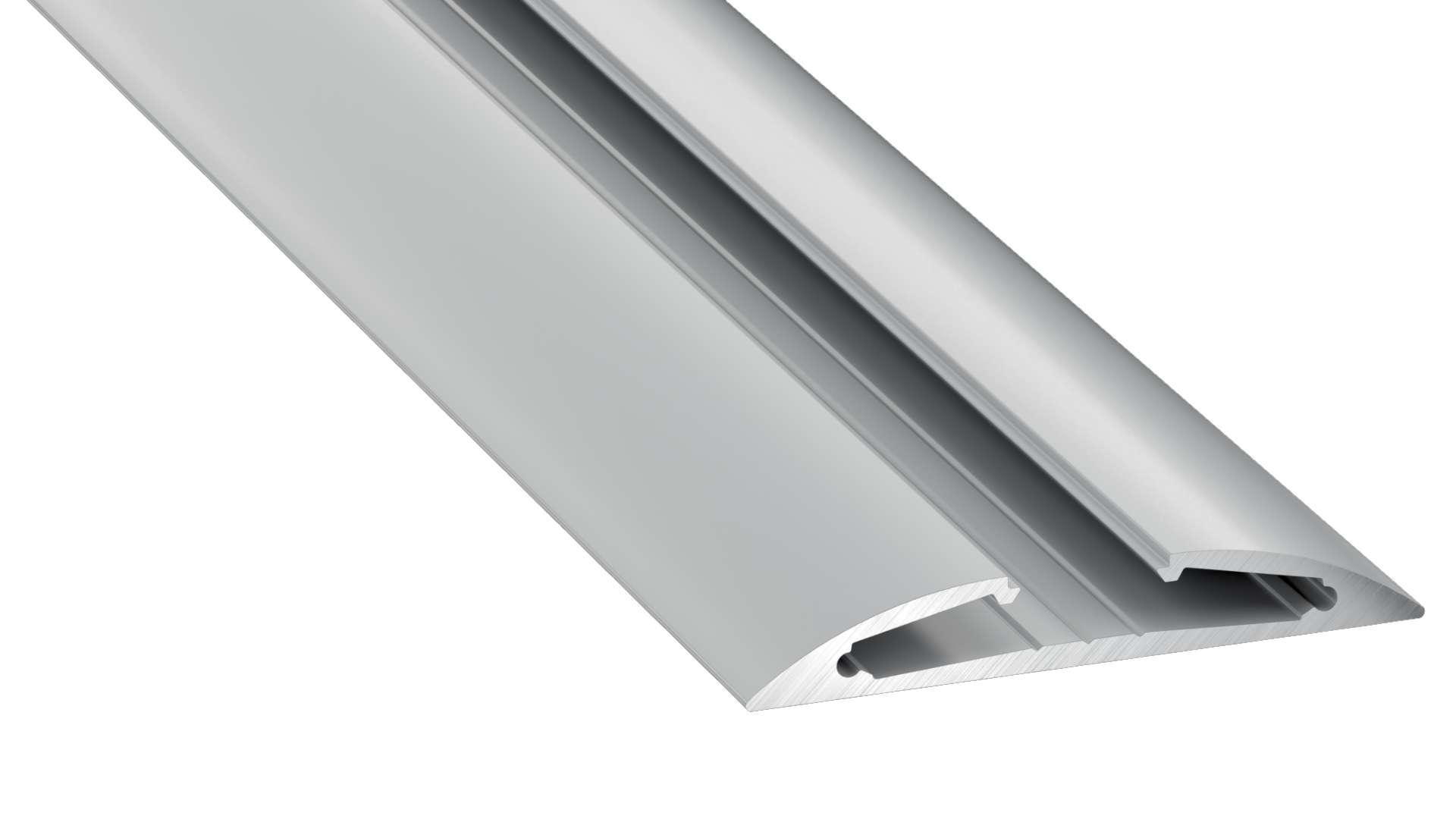 Profil LUMINES typ Reto srebrny anod. 1 m