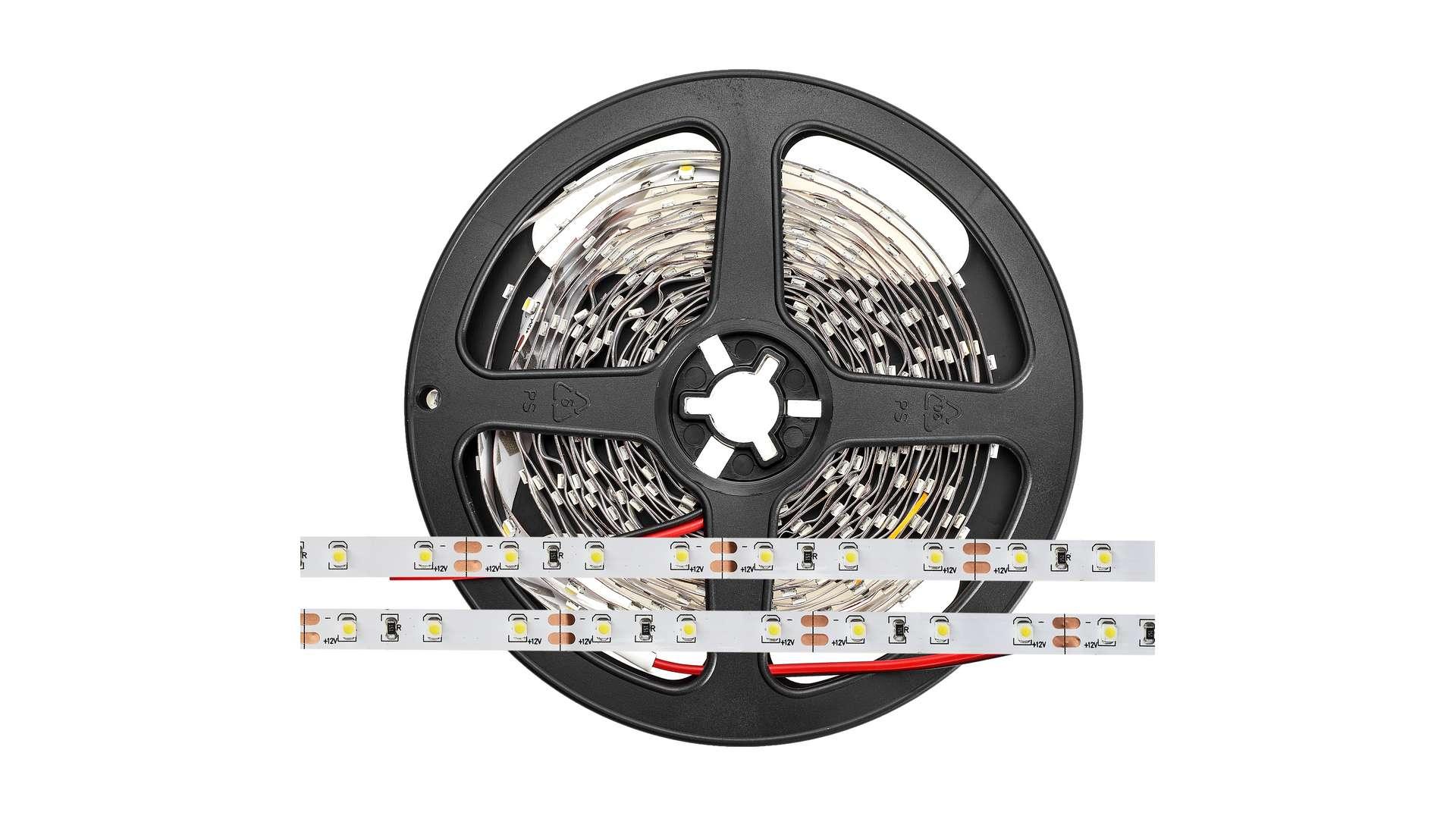 Taśma 300 LED 60 LED/m 2835 SMD, Biała Zimna