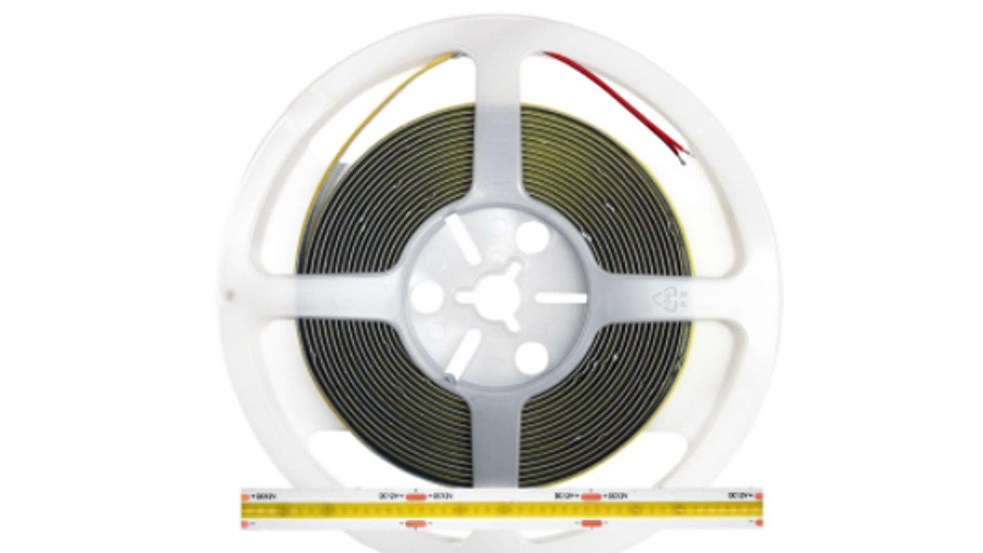 Taśma 1920 LED 384 LED/m COB 10W, WW RA80