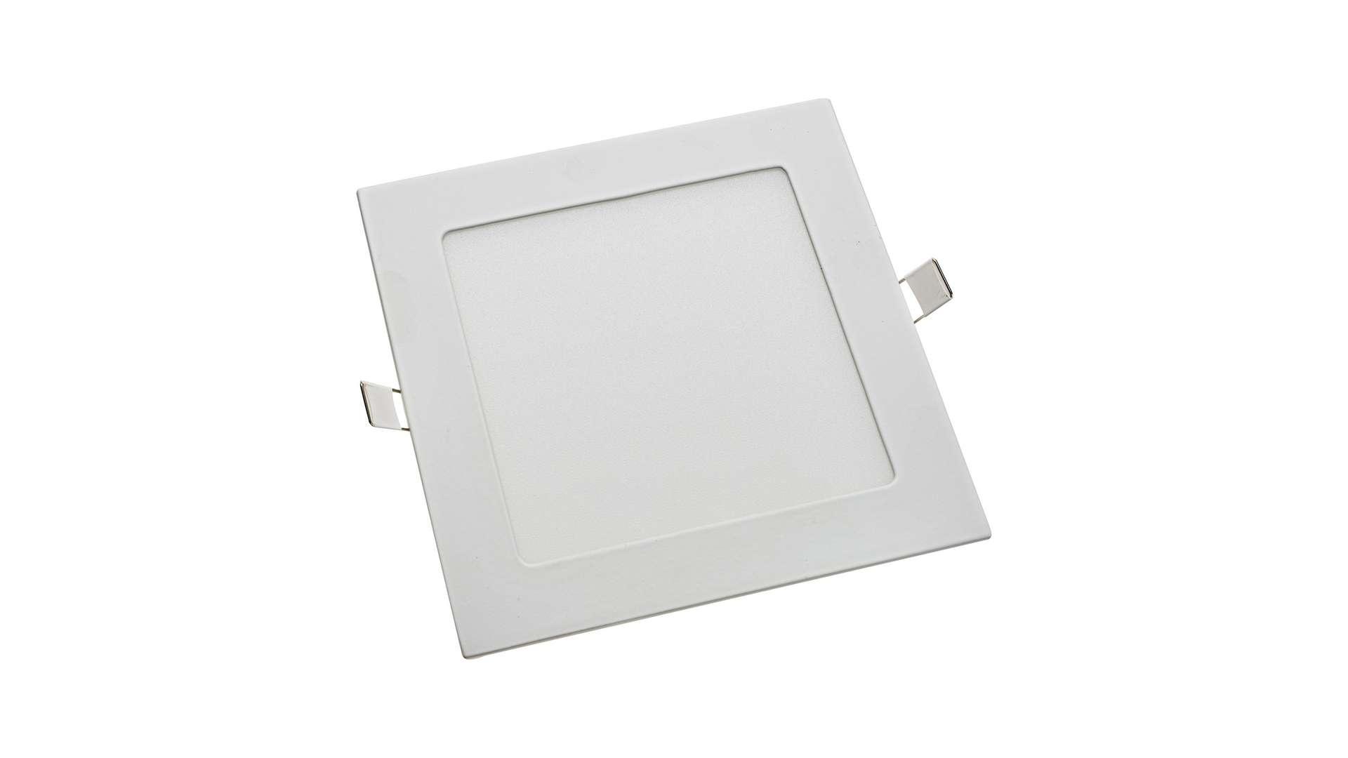 Panel LED 18W kwadrat Neutralny