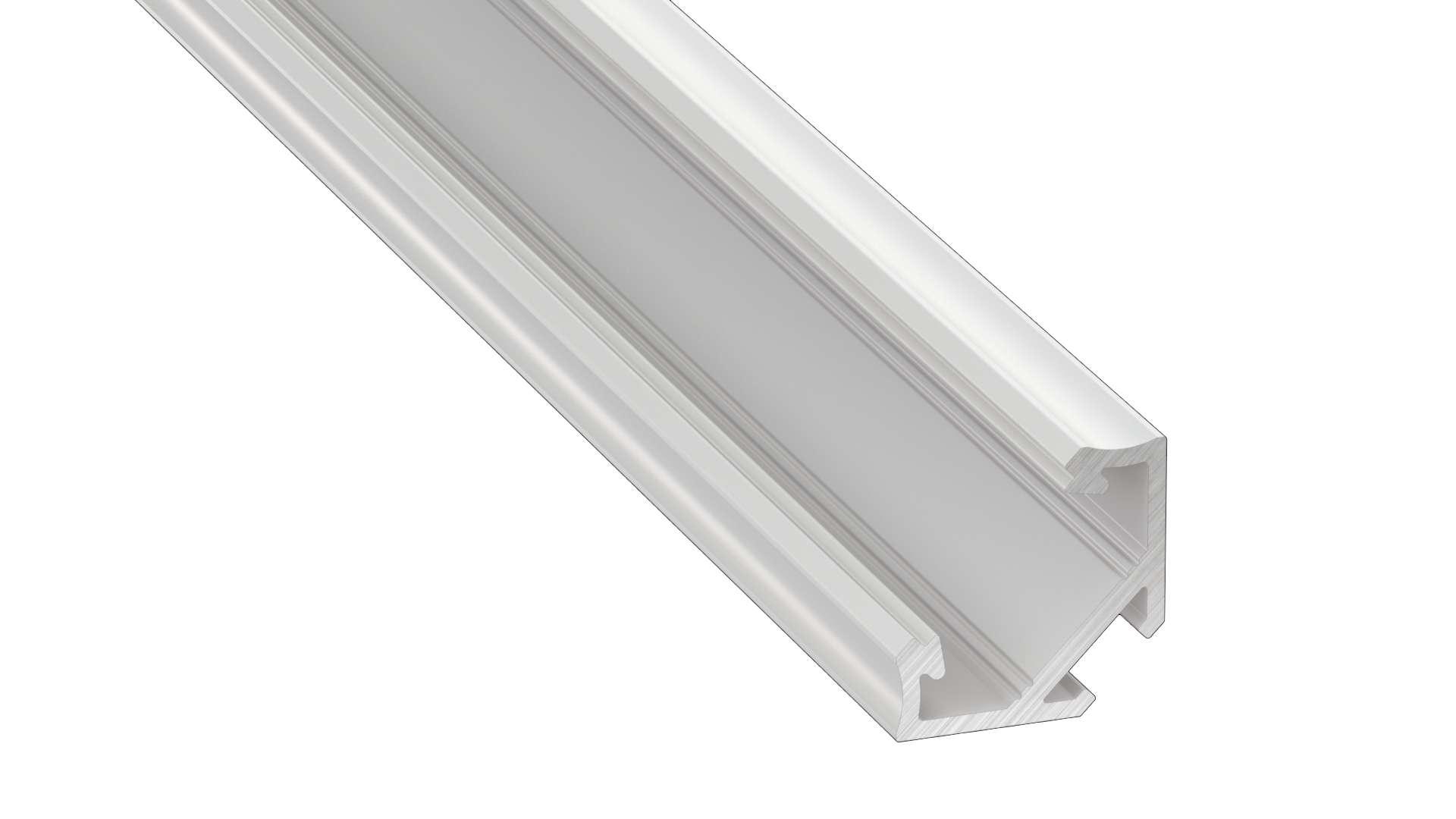 Profil LUMINES typ C biały lakier. 2,02 m