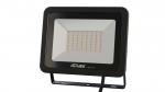 Naświetlacz LED 3Y 50W NW SMD IP65 SLIM, czarny