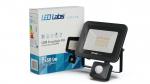 Naświetlacz LED 3Y 30W NW SMD IP44 SLIM PIR