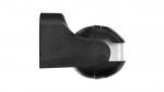 Czujnik ruchu PIR 180° IP44  230V - czarny 13B7