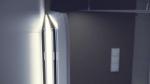 Profil LUMINES typ A czarny anod. 2,02 m