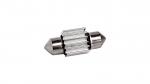 Dioda LED C5W 2x5050 SMD 31mm B. Zimna CANBUS