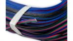 Przewód czterożyłowy do taśmy LED RGB