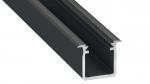 Profil LUMINES typ G czarny anod. 2,02 m