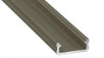 Profil LUMINES typ D inox anod. 2,02 m