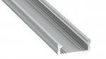 Profil LUMINES typ D srebrny anod. 2,02 m