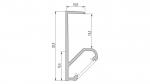Profil LUMINES typ Q18 biały lakier. 1 m