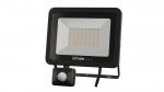 Naświetlacz LED 3Y 50W NW SMD IP44 SLIM PIR