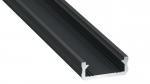 Profil LUMINES typ D czarny anod. 2,02 m