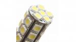 Dioda LED BA15S 27x5050 SMD 12V DC B. Zimna